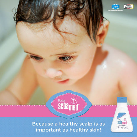 Sebamed Children's Shampoo - 500 ml - Baby Shop India