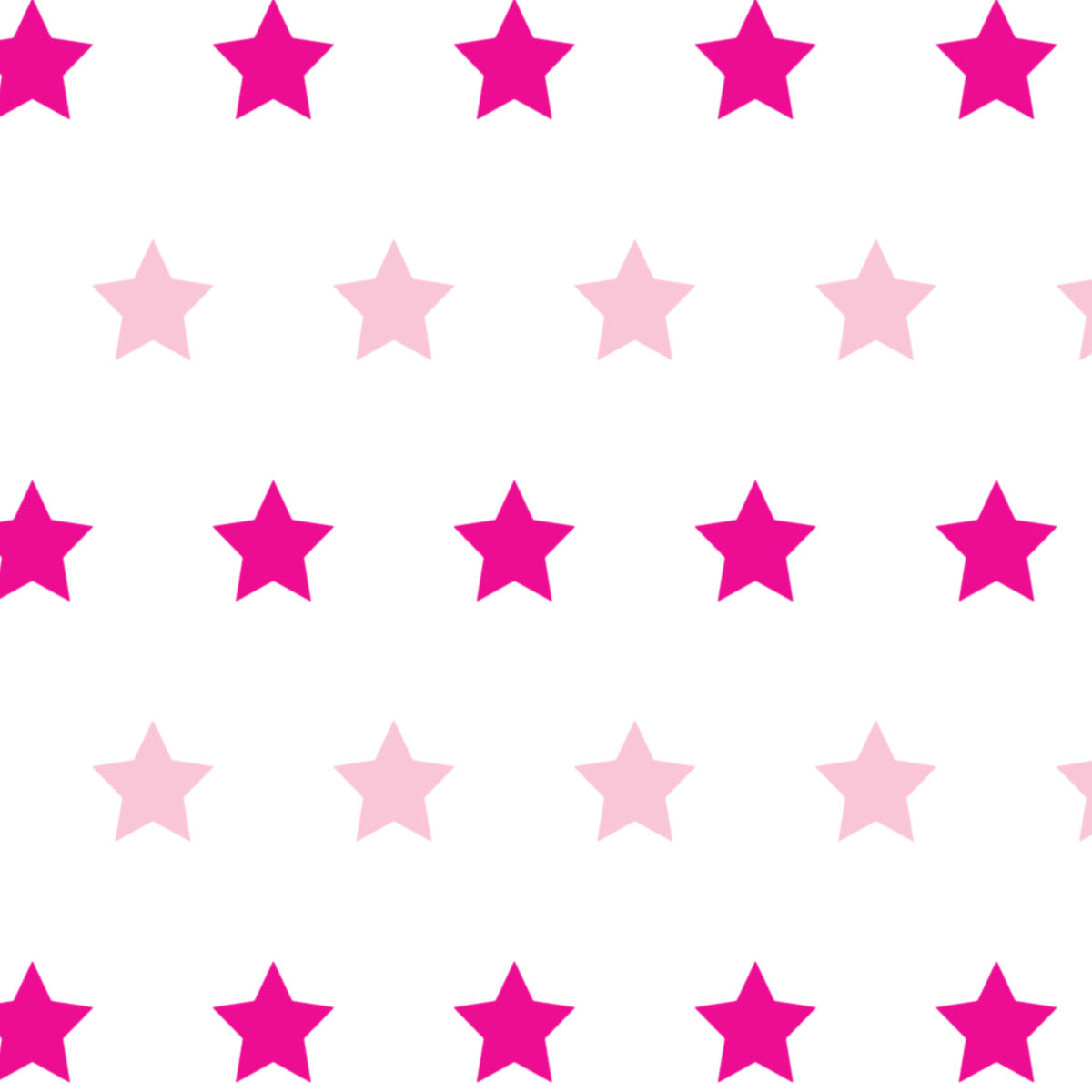 CraftStar Large Star Repeating Pattern Wall Stencil Close up