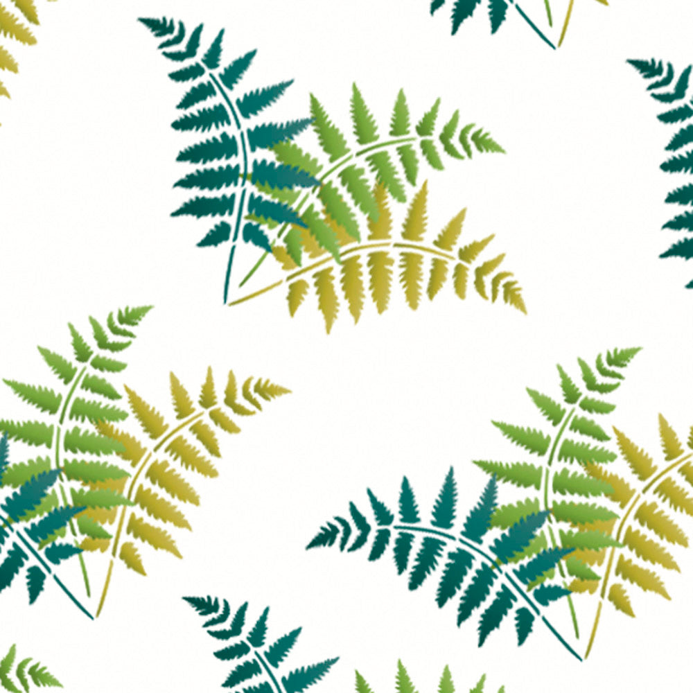 CraftStar Large Fern Stencil