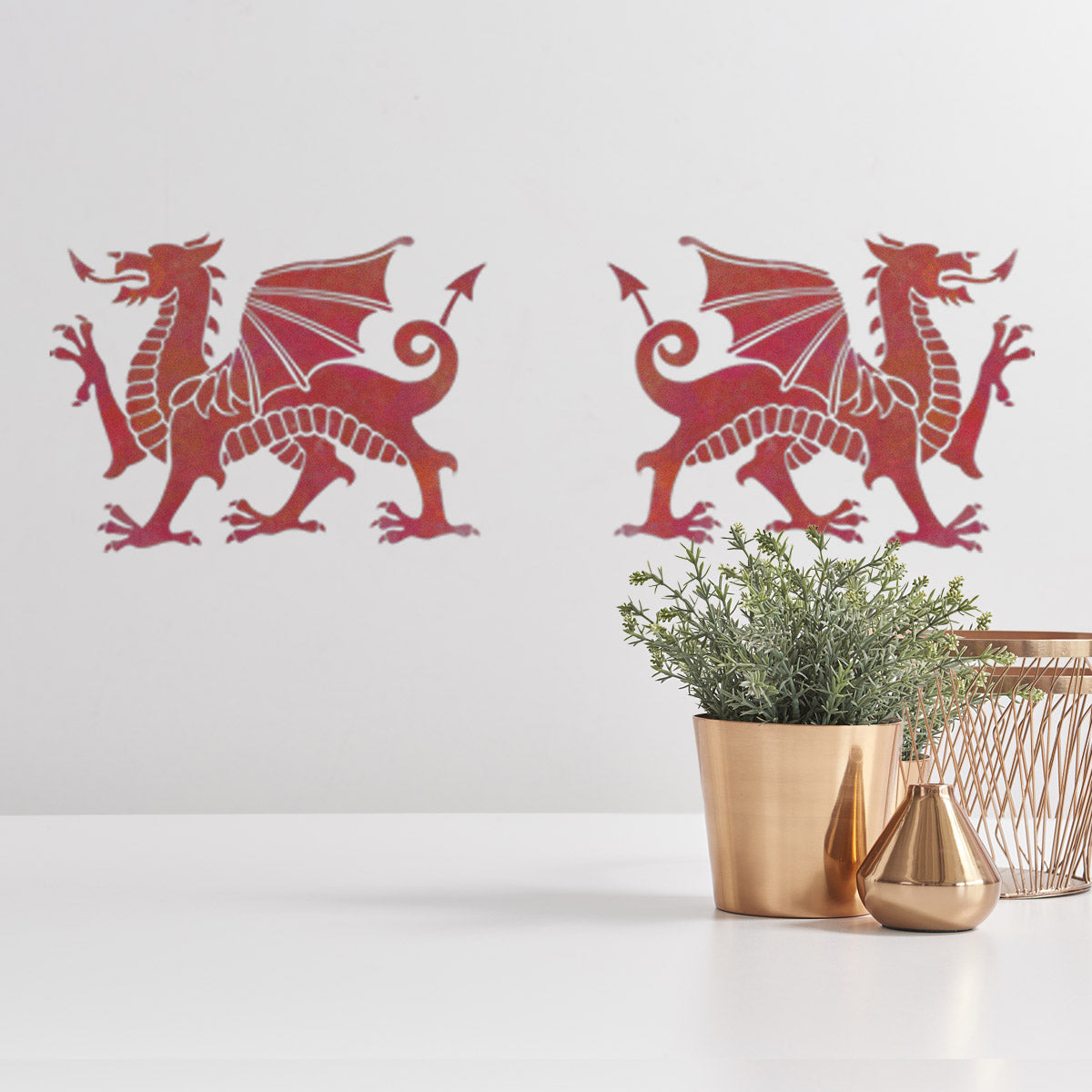 CraftStar Welsh Dragon Stencil