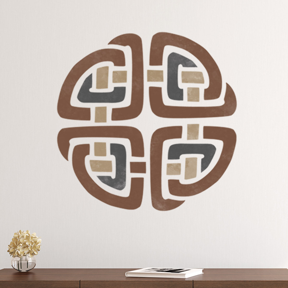 CraftStar Celtic Knot Wall Stencil