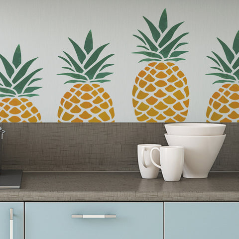 CraftStar Large Pineapple Stencil