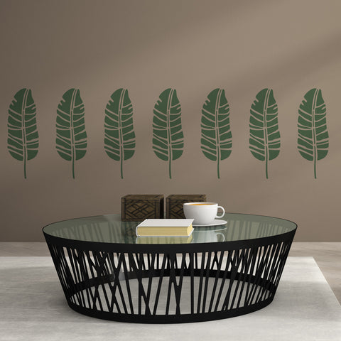 CraftStar Large Banana Leaf Stencil