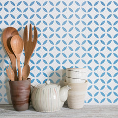 CraftStar Moroccan Lattice Stencil