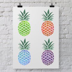 CraftStar Pineapple Stencils