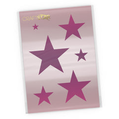 Star Stencil Set - Craft Templates