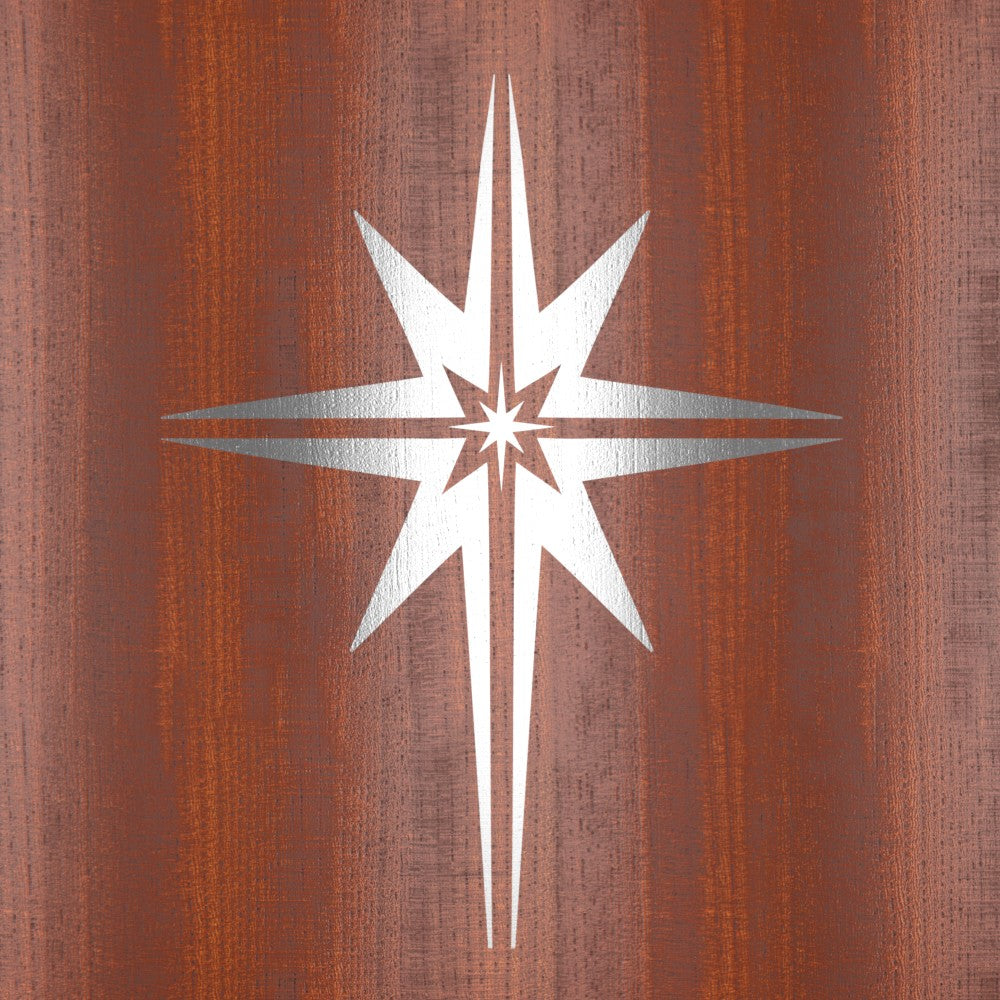 CraftStar Christmas Star Stencil