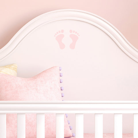 CraftStar Baby Footprint Stencil Set
