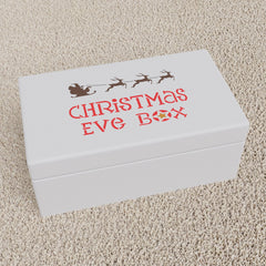 CraftStar Christmas Eve Box Stencil