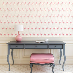 CraftStar Flamingo Wall Stencil
