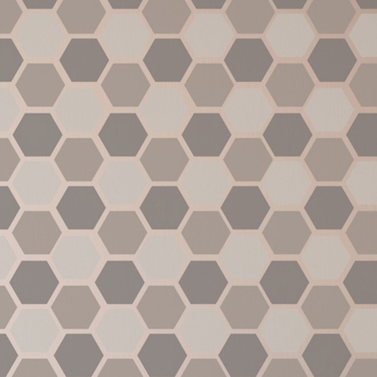 CraftStar Honeycomb Allover Wall Stencil Close Up view