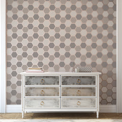 CraftStar Honeycomb Allover Wall Stencil