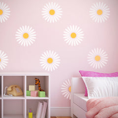 CraftStar Large Daisy Stencil - Repeat Pattern