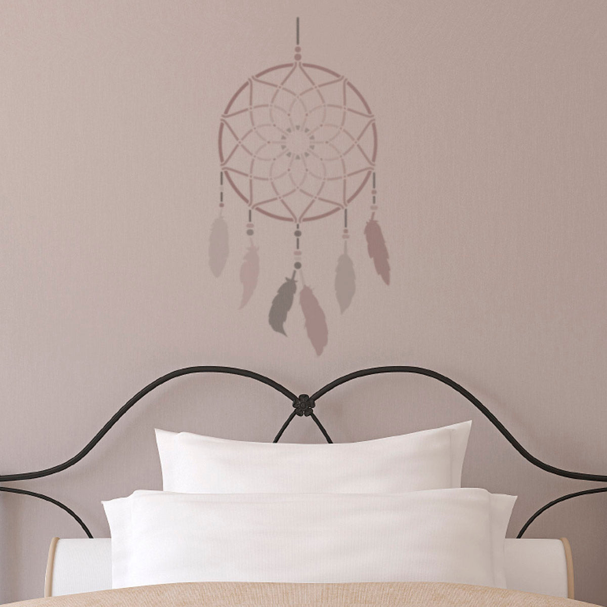 CraftStar Dreamcatcher Wall Stencil