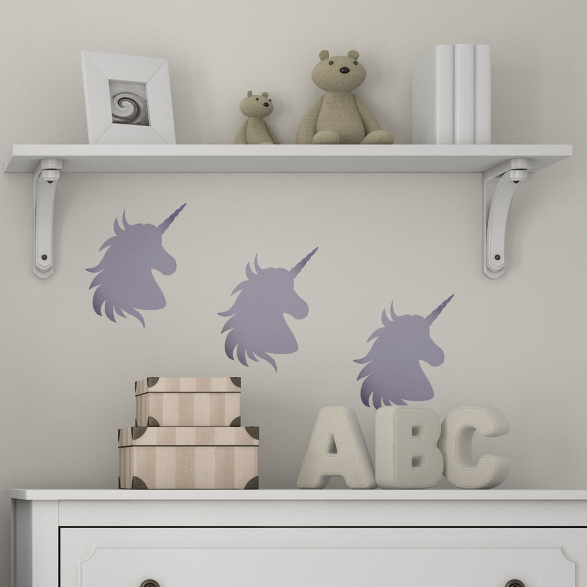 CraftStar Unicorn Stencil