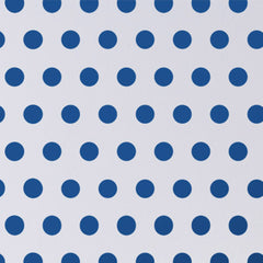 Polka Dot Seamless Pattern Stencil Close Up