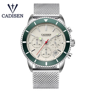 CADISEN Chronometre Quartz - Cavemen Culture