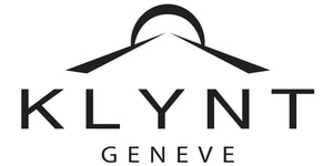 KLYNT Genève logo, Swiss made fine watches, affordable automatic modern design