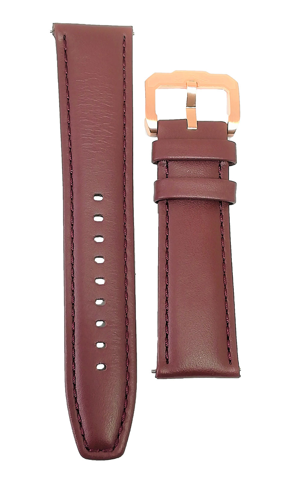 Leather Strap Brown Cognac