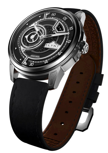 Elegance Contemporaine Watch EC-01 STEEL