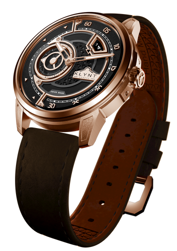 Elegance Contemporaine Watch EC-02 GOLD