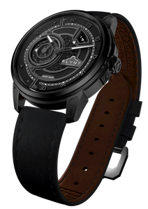 Elegance Contemporaine Watch EC-04 FULL BLACK