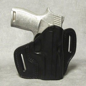 Sig Sauer P250 Leather Pancake Holster