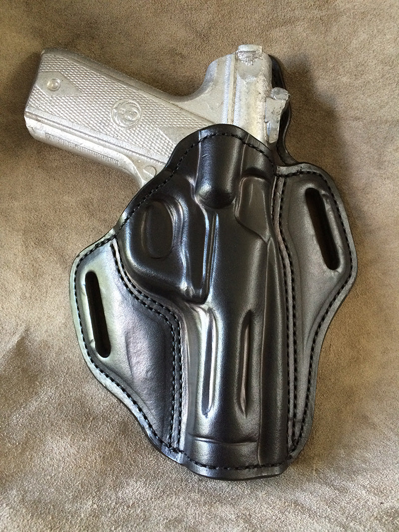 Ruger SR22/45 Pancake (TSP) Leather Holster