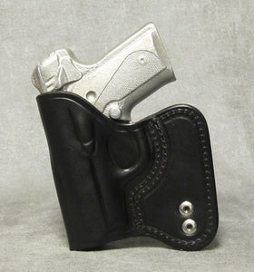 Kimber Solo IWB Leather Holster - Black