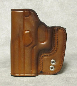 Sig Sauer P250 IWB Leather Holster