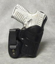 Springfield XDs (Crimson Trace) Mr Jones Reinforced IWB Leather Holster