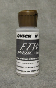 Quick N' Slick 100% Silicone Holster Lubricant