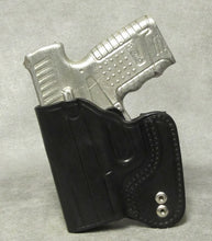 Walther PPS IWB Leather Holster - Black