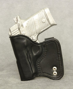 Sig Sauer P938 IWB (Crimson Trace) Leather Holster