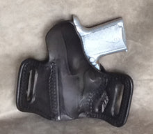 Kimber Micro Carry Two Slot Pancake (TSP) Leather Holster