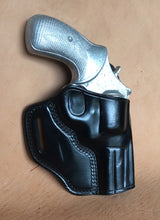 Ruger GP100 Two Slot Pancake (TSP) Leather Holster