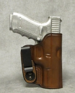Glock 21 IWB Leather Holster