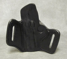 Sig Sauer P938 Two Slot Pancake (Crimson Trace) Leather Holster