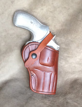 Ruger GP100 2 POSITION Leather Holster