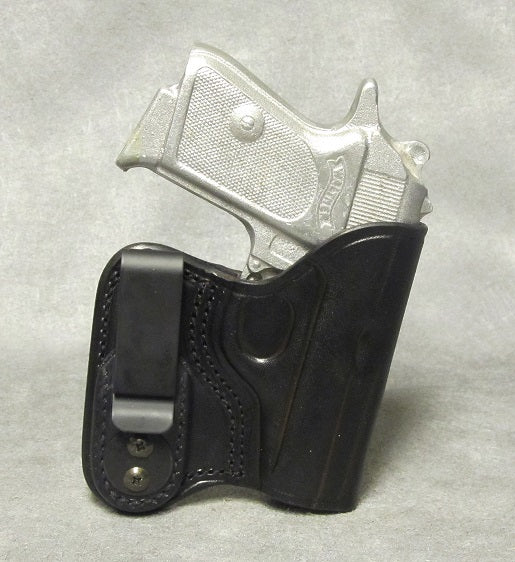 Walther PPK/PPKS IWB Leather Holster