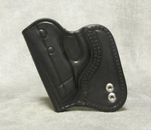 Taurus TCP IWB Leather Holster - Black