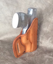 Walther PPS M2 Two Slot Pancake (TSP) Leather Holster