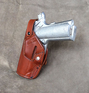1911 Commander 2 POSITION Leather Holster