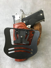 1911 OWB Full Size Custom Leather Paddle Holster
