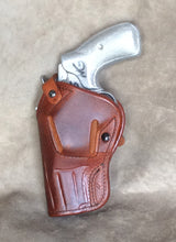 Smith & Wesson N Frame 2 POSITION Leather Holster