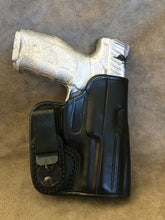 H&K VP9 IWB Leather Holster