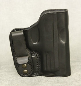 Springfield XD 45 IWB Leather Holster