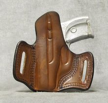 Ruger LC9 Leather Pancake Holster - Brown