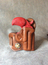 "Bond Arms 3"" OWB Custom Leather Avenger Style Holster (Cowboy Defender, Papa Bear, Patriot, Texas Defender, Rowdy, Grizzly)"