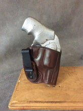 Ruger LCR IWB Concealed Tuckable Custom Leather Holster